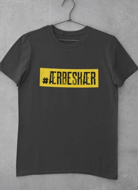 Bilde av #ÆRBESKÆR T-skjorte