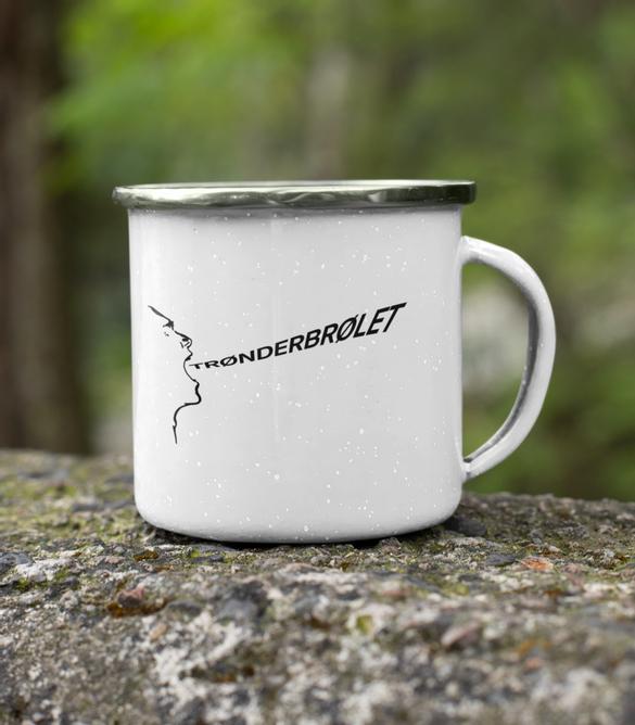 Bilde av TRØNDERBRØLET kopp
