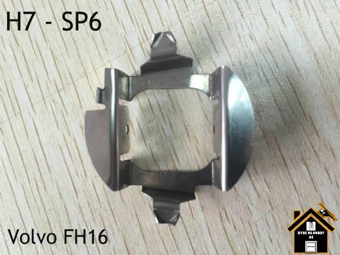 Bilde av NSSC H7 SP6 LED Pærer